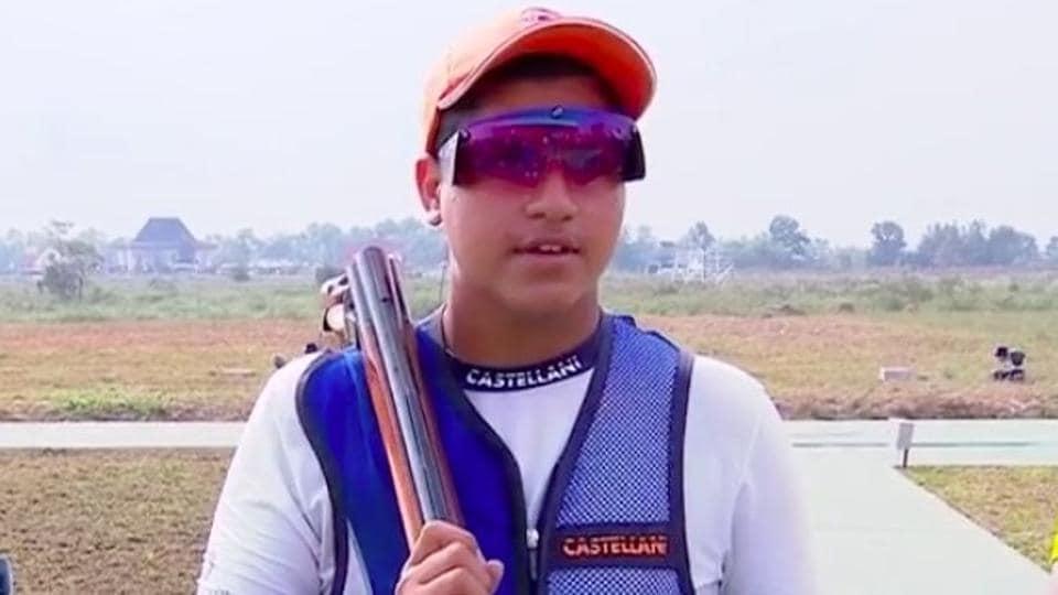 Asian Games 2018,Shardul Vihan,silver medal