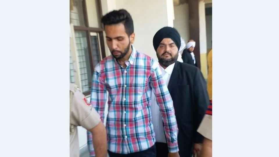 Mountview hit-and-run case,music video producer,Chandigarh news
