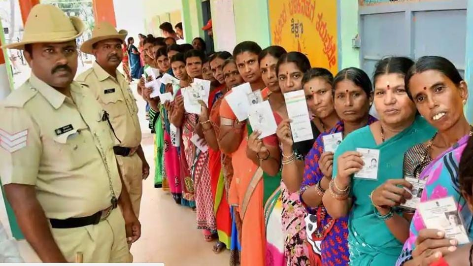 The election commission had earlier said it would need 24 lakh EVMs in case of simultaneous polls in 2019.