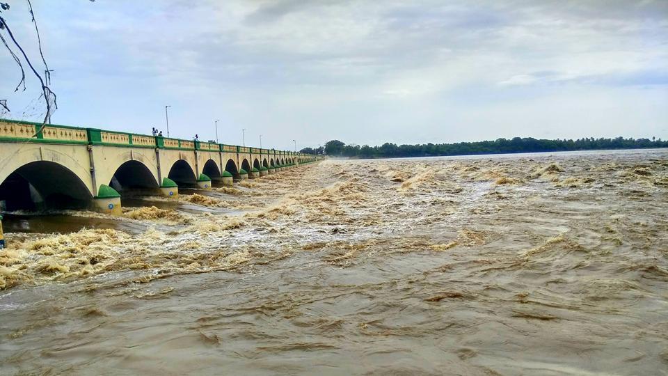mukkombu dam,trichy,farmers