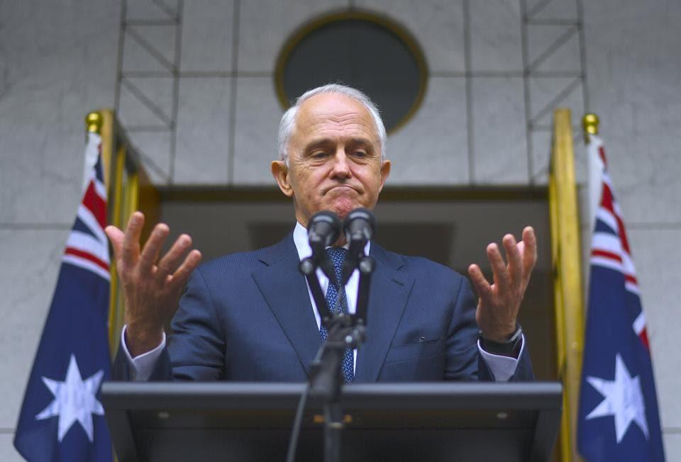 Malcolm Turnbull,Peter Dutton,Australia