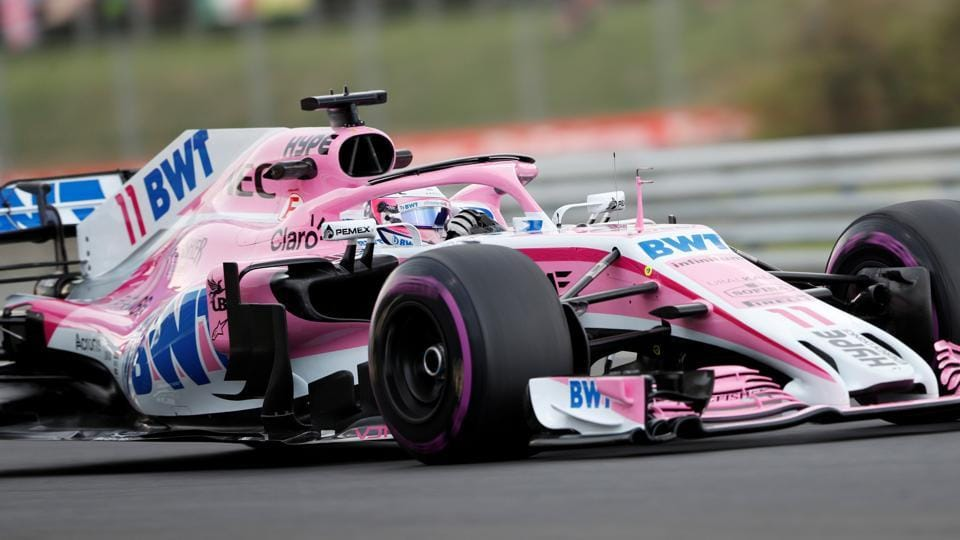 New Racing Point Force India team granted entry