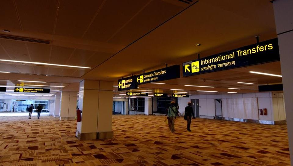 The carpet had received poor feedback from flyers who said it slowed down movement of luggage.