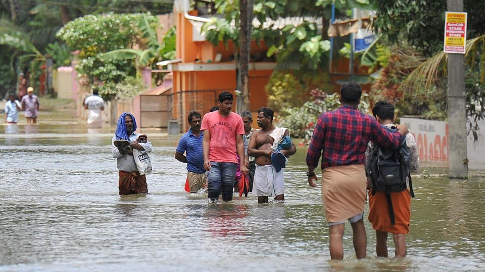 4 Year Old Donates To KeralaKerala Relief FundKerala Chief Ministers Fund