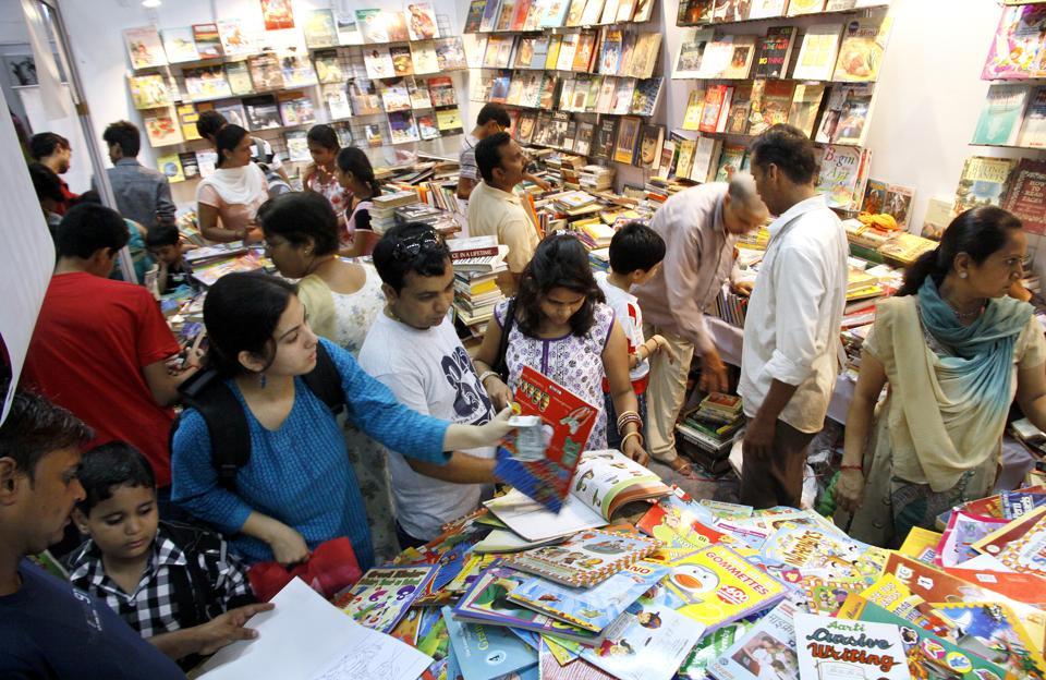 Delhi Bok Fair,Stationery Fair,Pragati Maidan