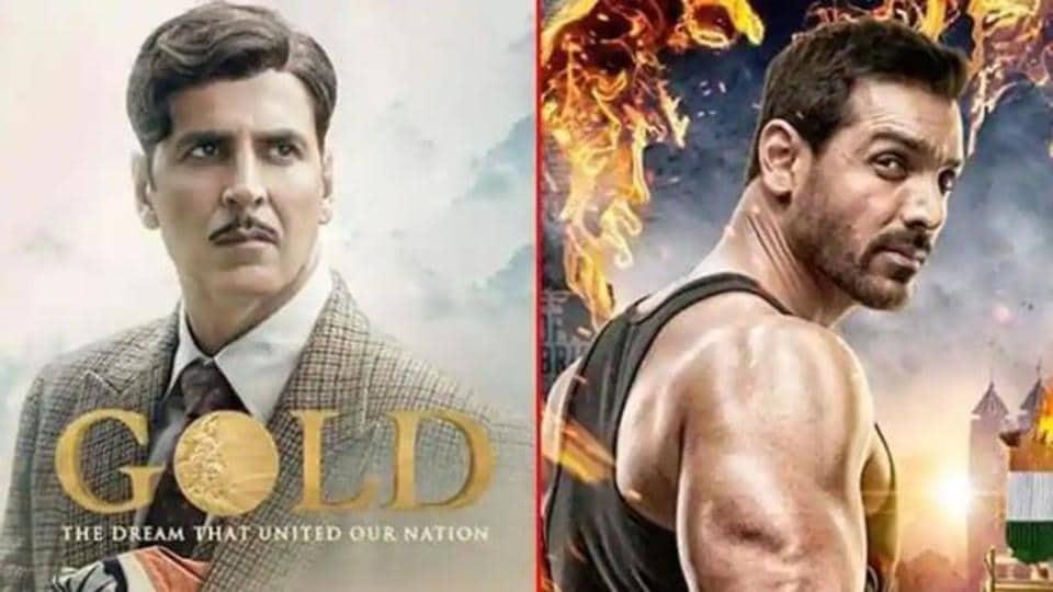 Satyameva Jayate vs Gold box office collection: While Akshay Kumar film has earned Rs 88.9 crore, John Abraham's film's collection stands at Rs 75 crore.