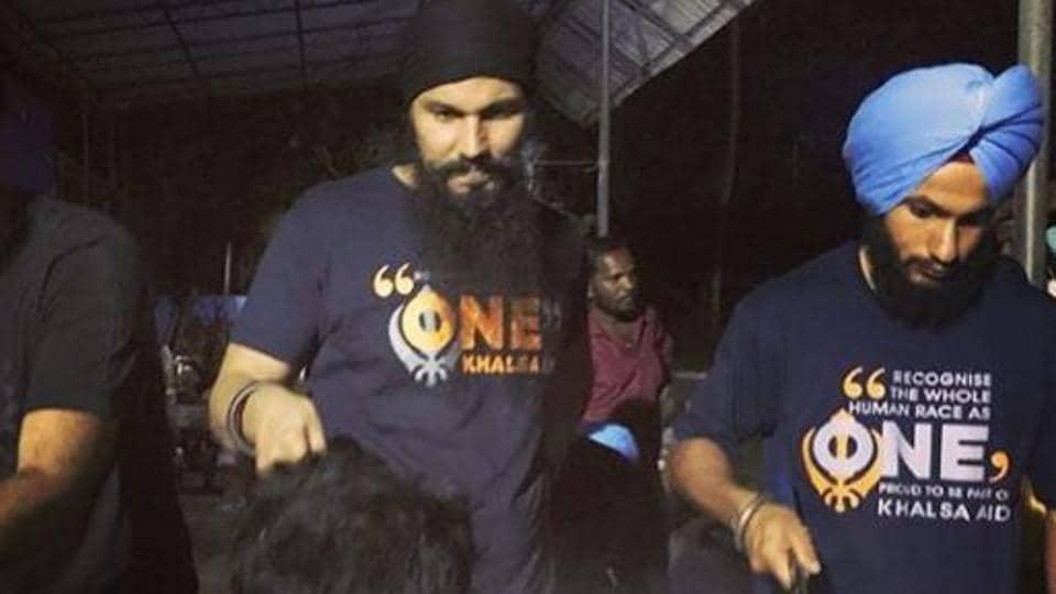 Randeep Hooda,Khalsa Aid,Shah Rukh Khan