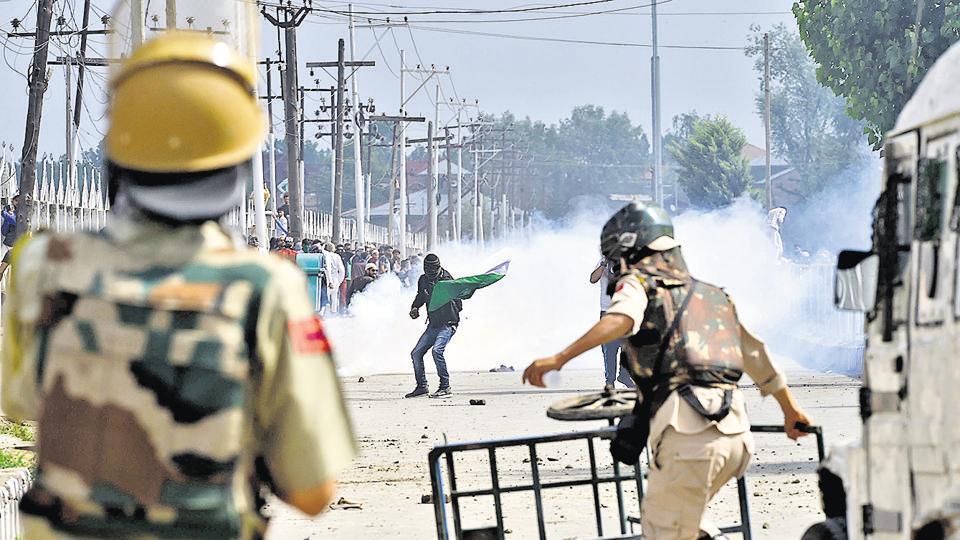Jammu and Kashmir cops,J-K police officials,Kashmir police
