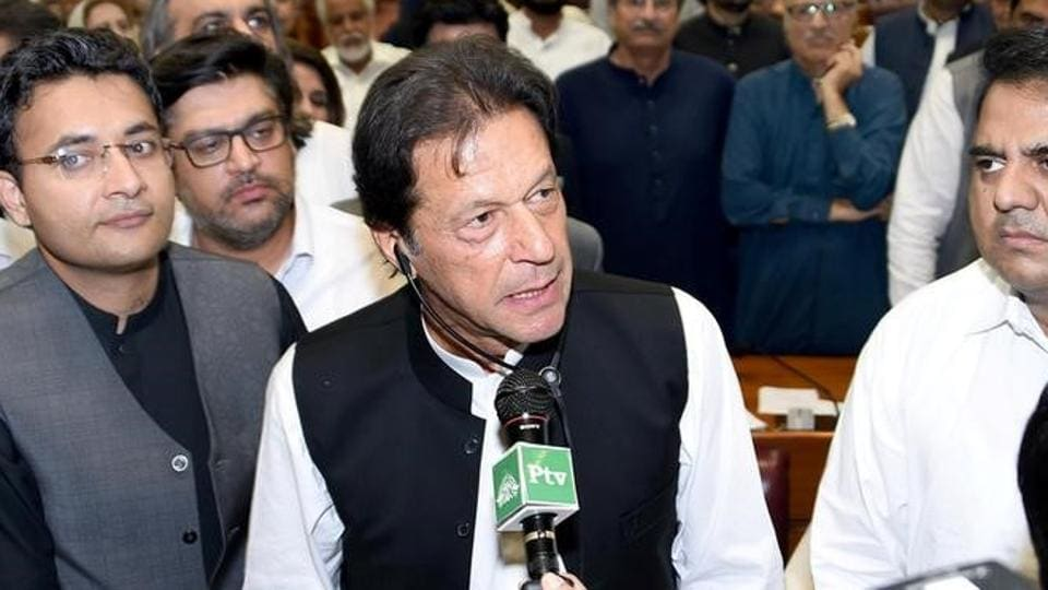 Kerala floods: Pakistan PM Imran Khan offers assistance