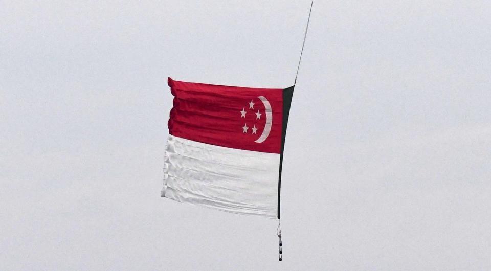 Singapore flag,Avijit Das Patnaik,India