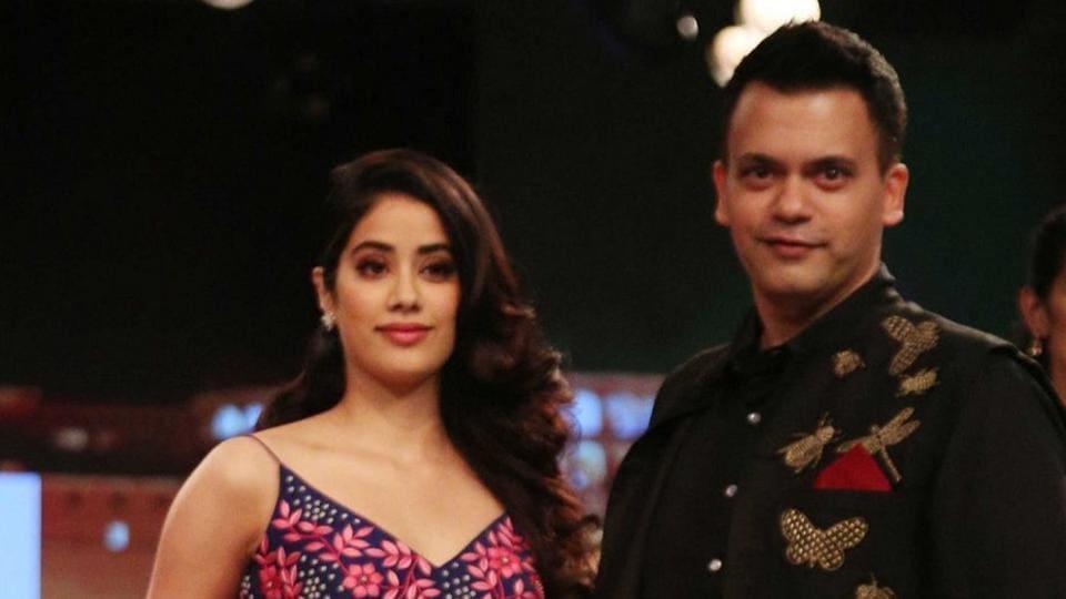 Janhvi Kapoor,Lakme Fashion Week 2018,Lakme Fashion Week 2018 Pics