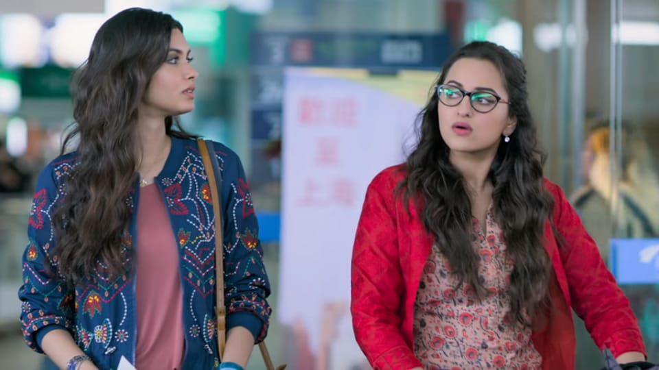 Happy Phirr Bhag Jayegi Review Sonakshi Sinha Can T Keep Up With