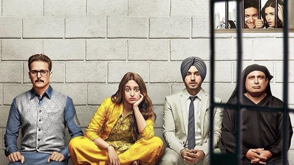 Happy Phirr Bhag Jayegi Day 1 Box Office Sonakshi Sinha S Film Off