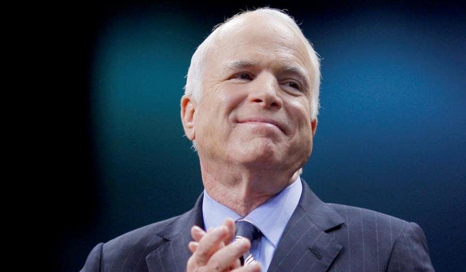 John McCain,Cancer treatment,Brain cancer