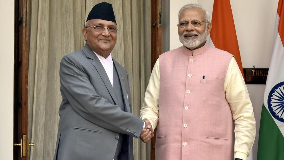 Nepal and India had agreed to expand Indian rail from Raxual to Nepal's Capital, Kathmandu during Prime Minister KP Oli's visit to India in April.