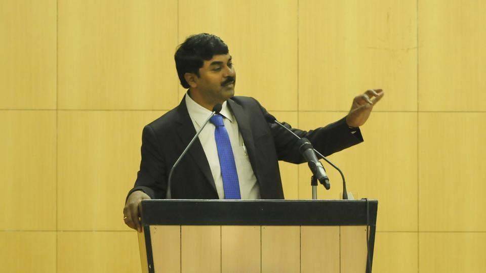 G Satheesh Reddy,scientist,DRDO chairman