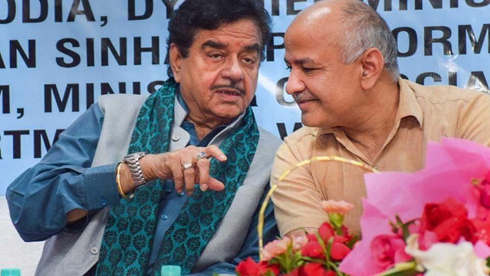 Shatrughan Sinha,AAP,BJP