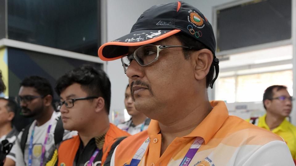 Asian Games 2018,Jaspal Rana,Abhinav Bindra