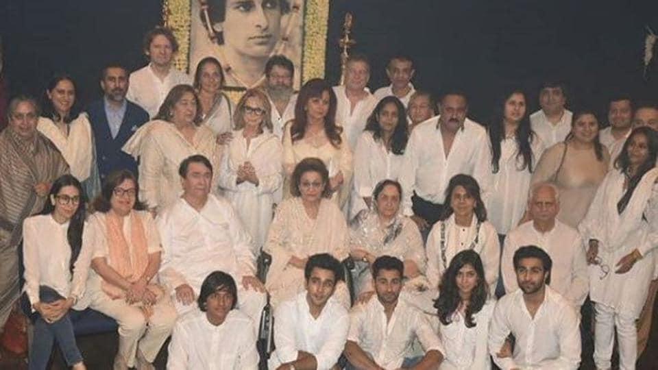RK Studios,Rishi Kapoor,Kapoor family