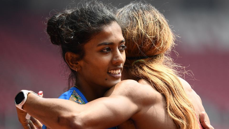 Asian Games 2018,Anu Raghavan,Jauna Murmu