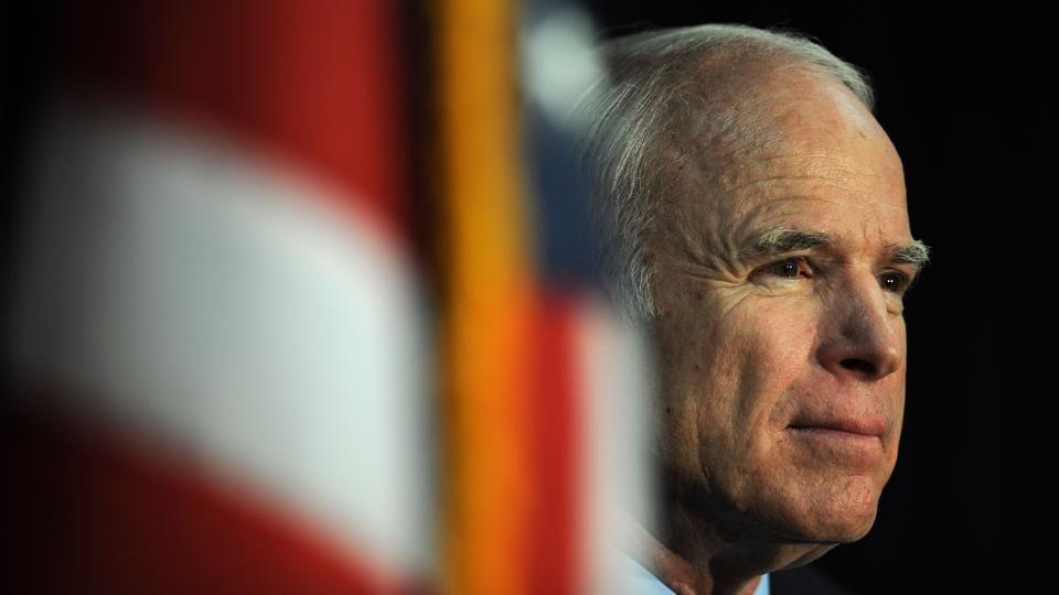 Funeral plans for John McCain take shape