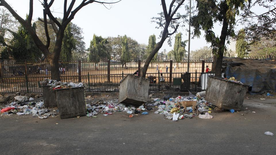 Public Garbage Bins On Way Out In Mumbai 1 300 Will Be
