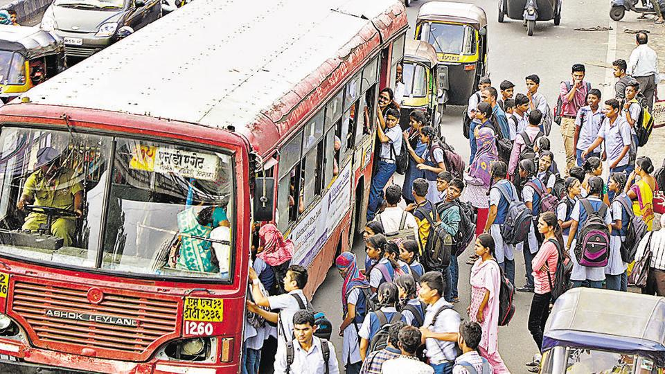 The Rise Of Urban Public Boarding >> Pune India S Best City Has Worst Public Transport Pune News