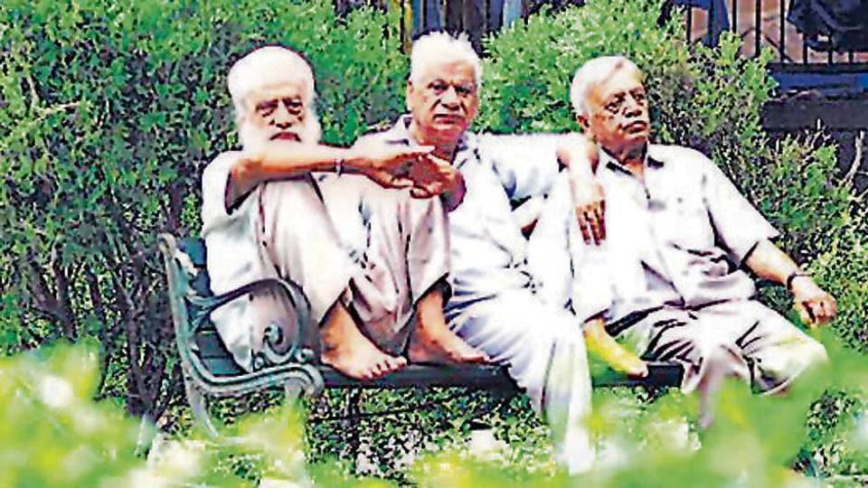 Loneliness,senior citizens,Chandigarh