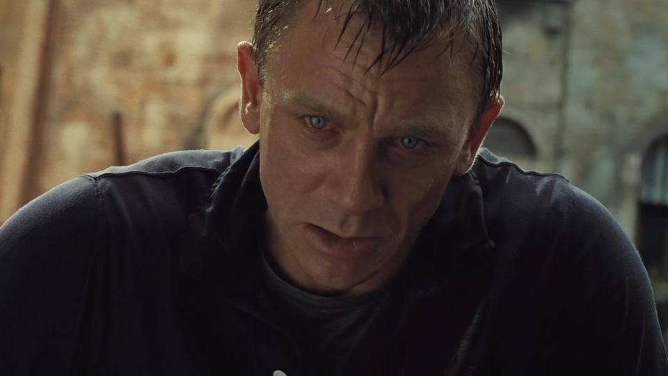 Daniel Craig,James Bond,Danny Boyle
