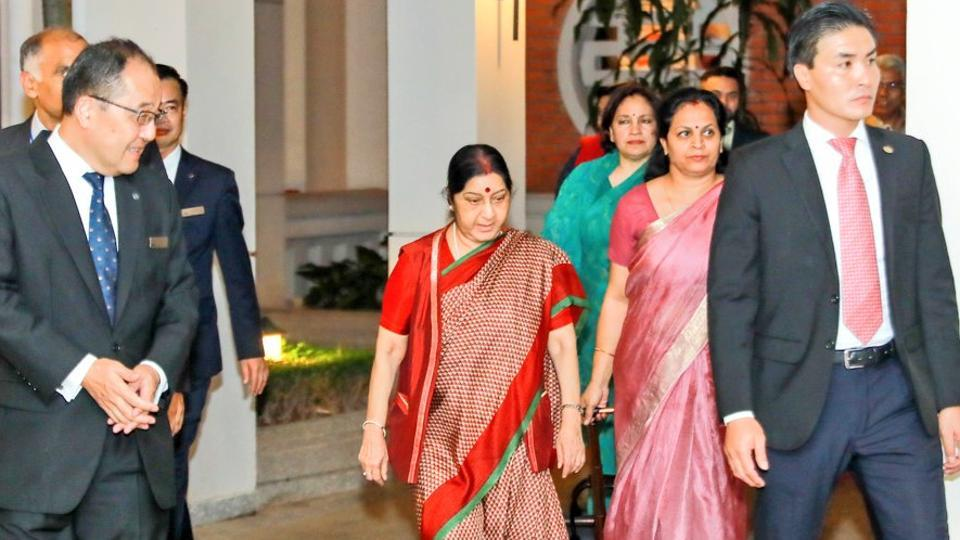 Sushma Swaraj in Vietnam,Sushma Swaraj,bilateral ties with Vietnam