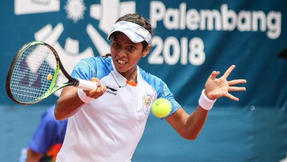 Asian Games 2020 India.After Asian Games 2018 High Ankita Raina Sets Olympics 2020