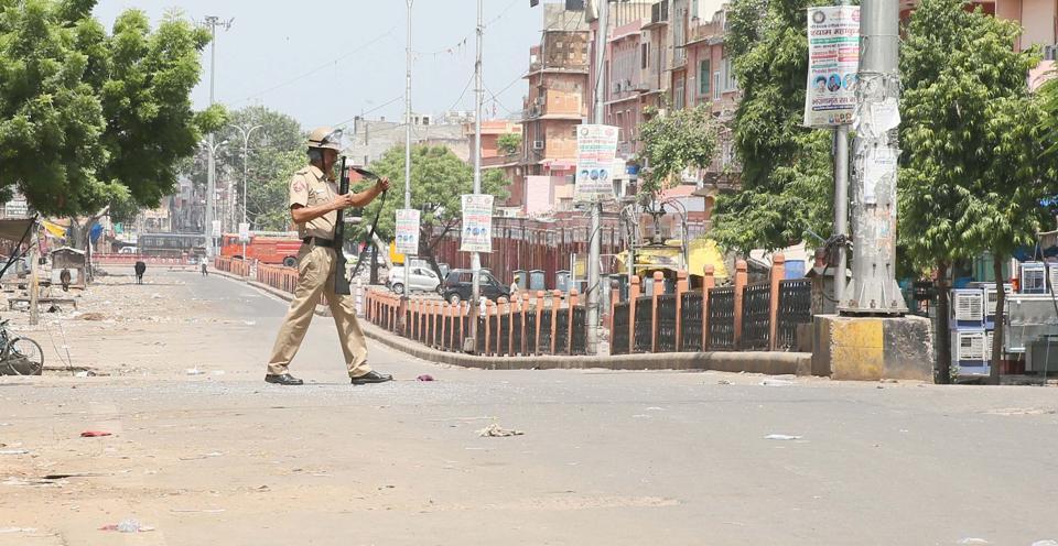rajasthan,communal violence,BJP