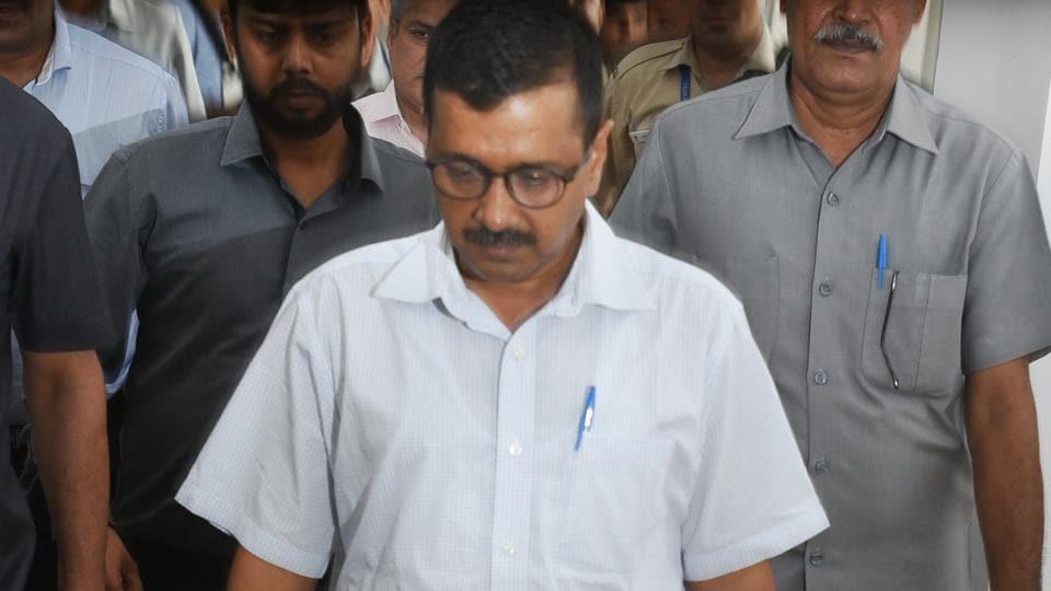Image result for sheila dixit and arvind kejriwal
