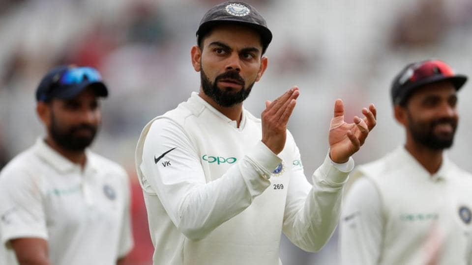 India vs England,Virat Kohli,Trent Bridge