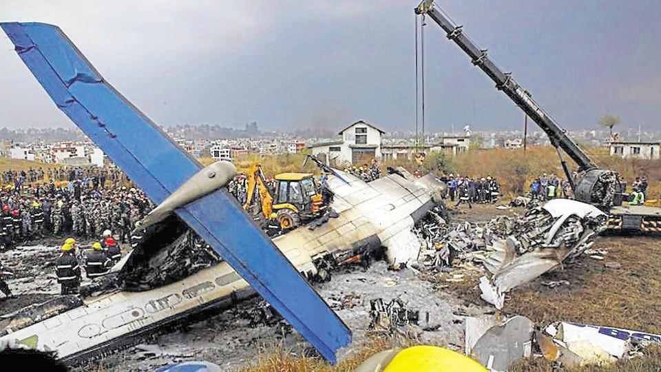 Nepal plane crash,Kathmandu airport,US Bangla airline