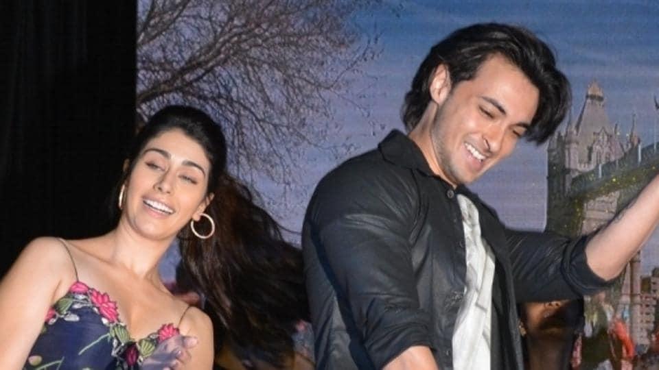 Loveratri,Aayush Sharma,Warina Hussain