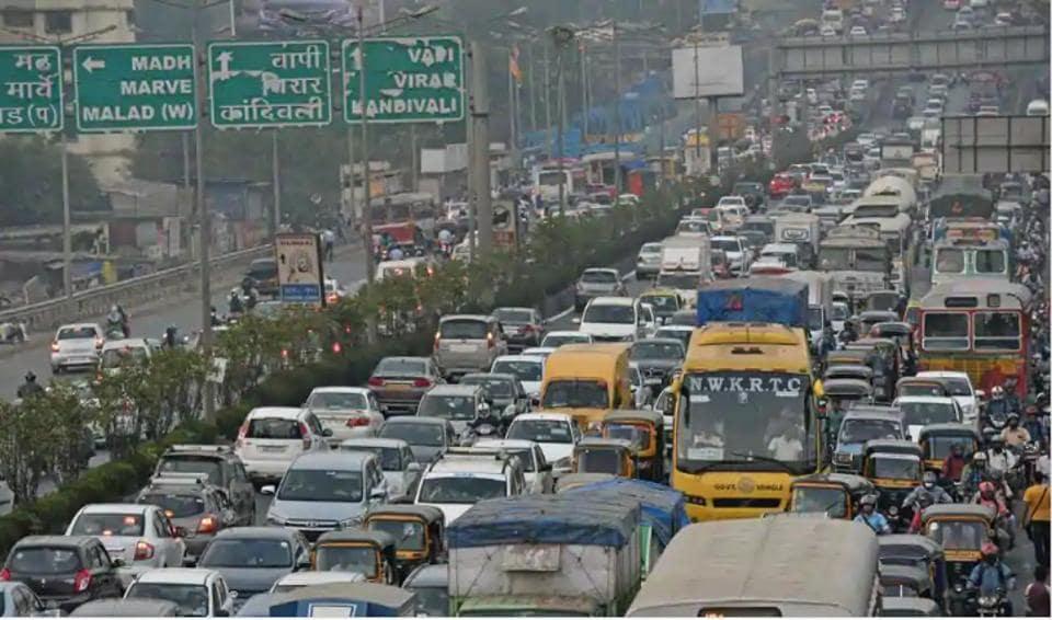 WEH,mumbai,traffic