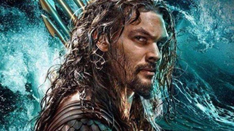 Jason Momoa stars as Aquaman in the DC Extended Universe.