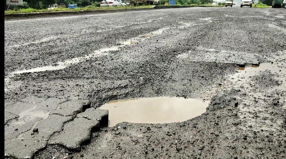 Mumbai,Shahapur,Mumbai-Nashik highway