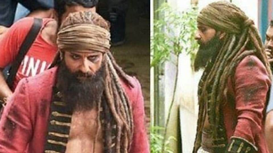 Image result for latest images of saif ali khan as a naga baba