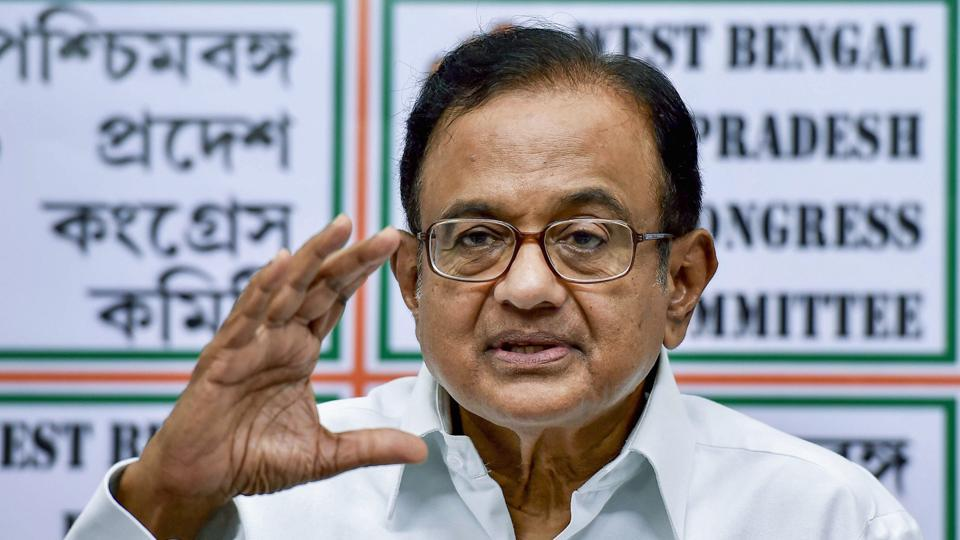 "Former union minister P Chidambaram on Tuesday moved to Delhi court alleging that the CBI is leaking parts of the charge sheet in the Aircel-Maxis case to the media ""to sensationalise"" the issue and ""make mockery of judicial process"". (Swapan Mahapatra / PTI File)"