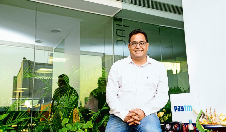 Vijay Shekhar Sharma, founder and CEO, Paytm. Well-known investor Warren Buffett's Berkshire Hathaway has invested in One97 Communications, the parent of Paytm.
