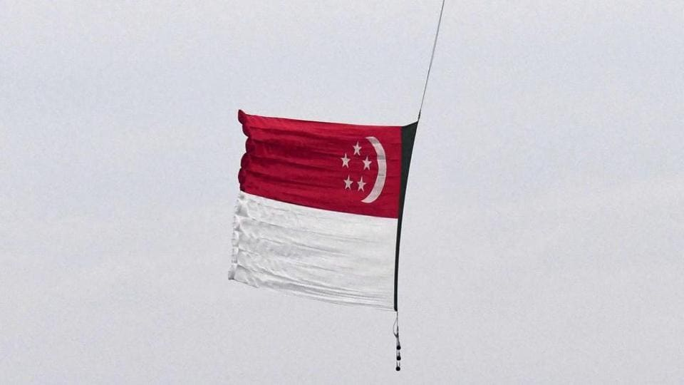 Singapore flag,Avijit Das Patnaik,India