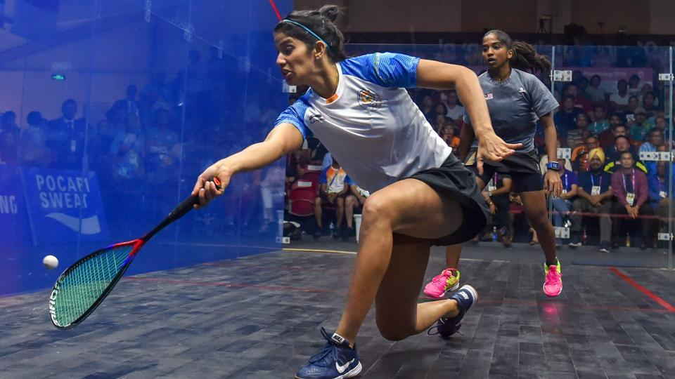 Asian Games 2018,Indian women's squash team,Asian Games 2018 squash