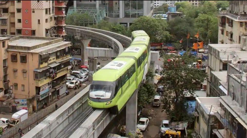 MMRDA,Mumbai,Monorail