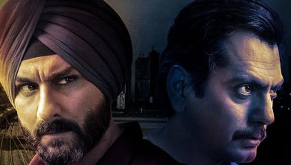 Sacred Games,Vikramaditya Motwane,Netflix