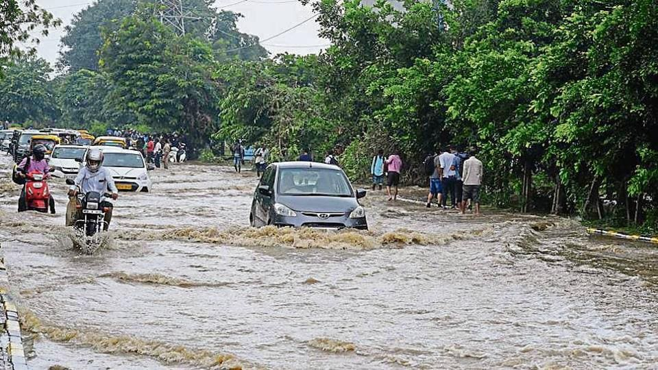 Water,Homes,Waterlogging