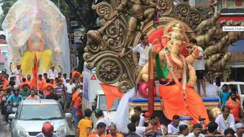 Permissions have been granted to 1,300 Ganpati pandals as of Tuesday, said the BMC spokesperson.