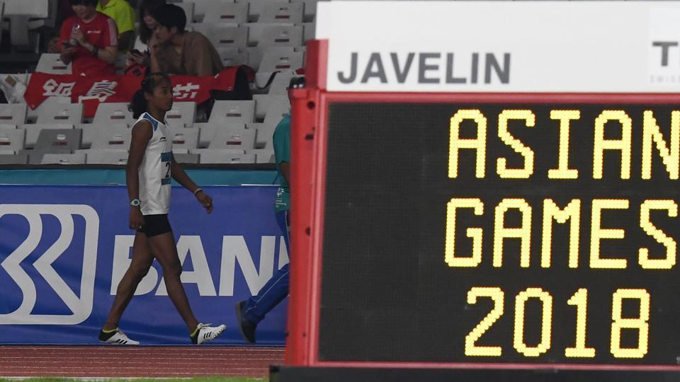 Asian Games,Asian Games 2018,Hima Das