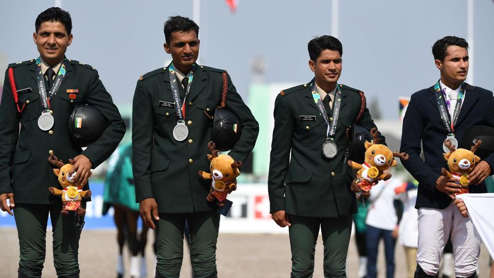 Asian Games 2018,Ashish Malik,equestrian